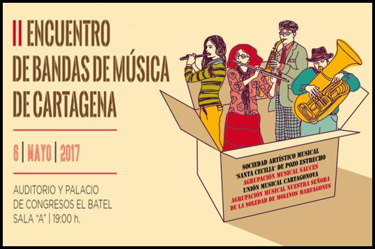 II Encuentro Bandas 2017