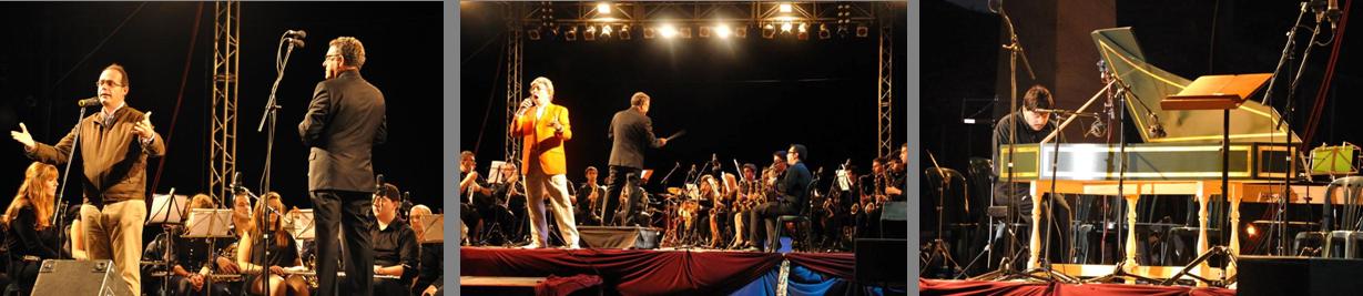 Concierto inaugural 2012