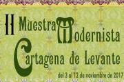 II Muestra Modernista