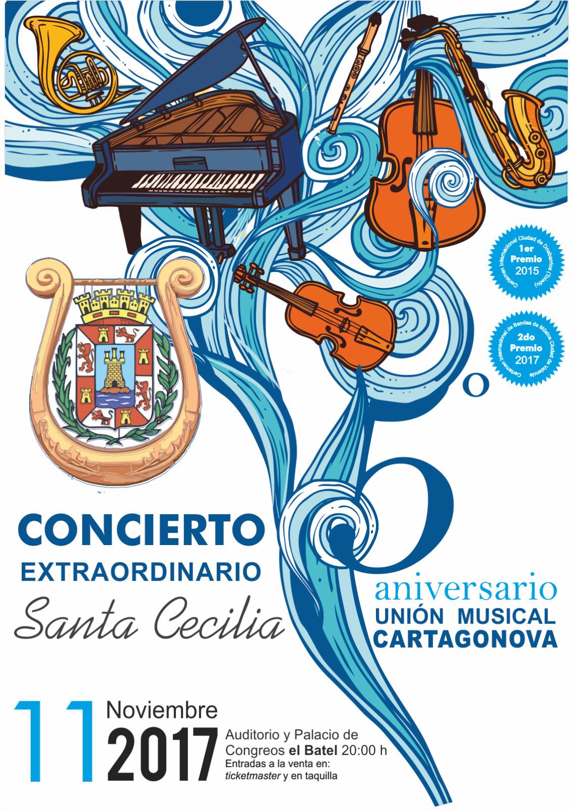 Santa Cecilia 2017 2