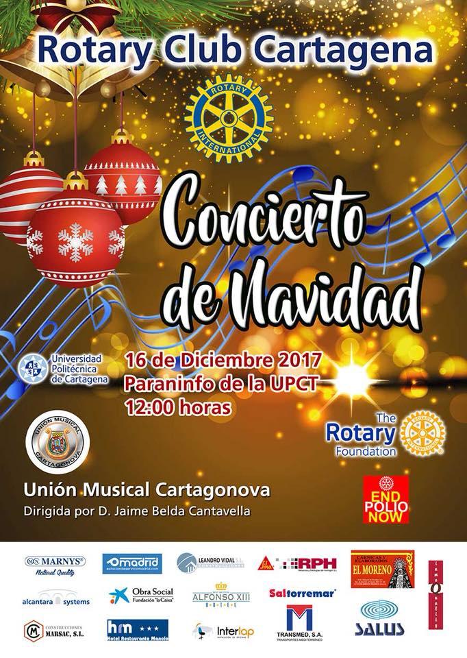 Concierto Navidad Rotary
