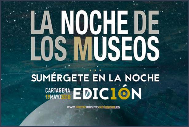 Noche Museos 2018 2