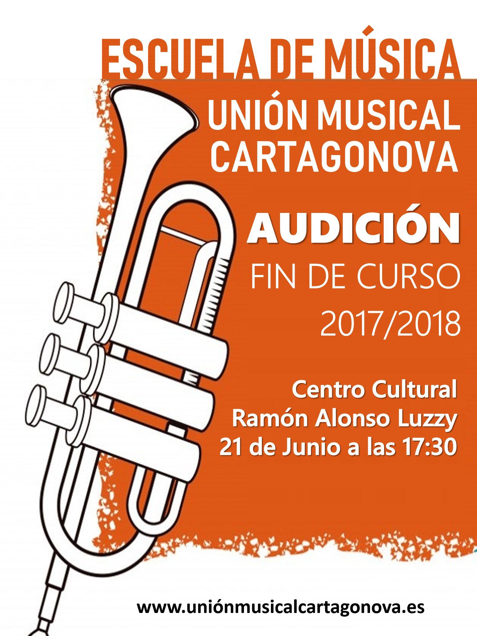 Audicion fin curso 2018 1