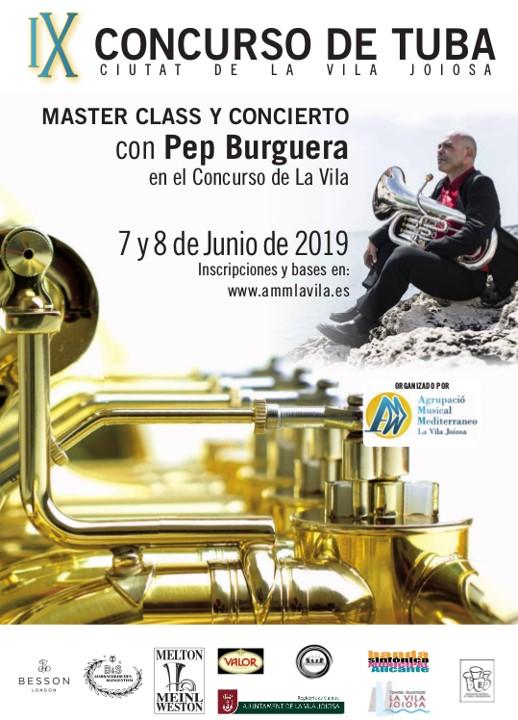 IX Concurso de Tuba