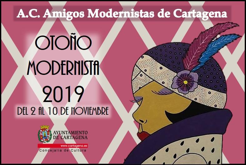 Otoño modernista 2019