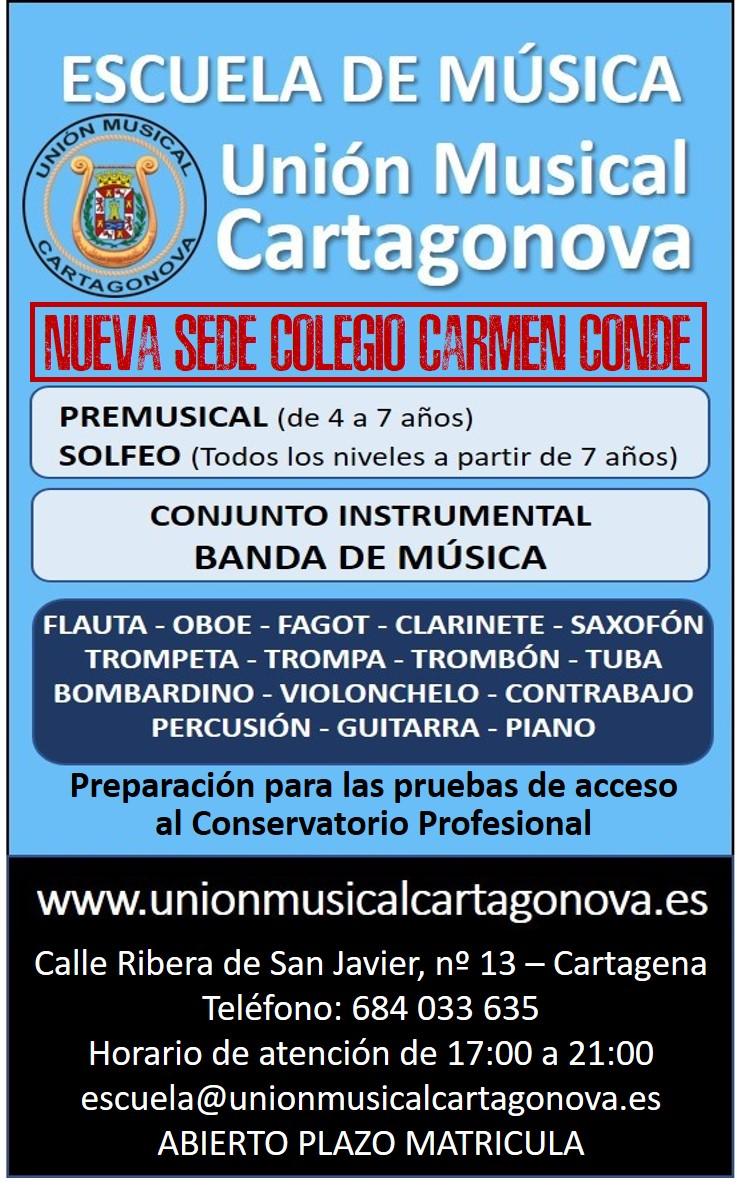 Anuncio Escuela musica 20-21.