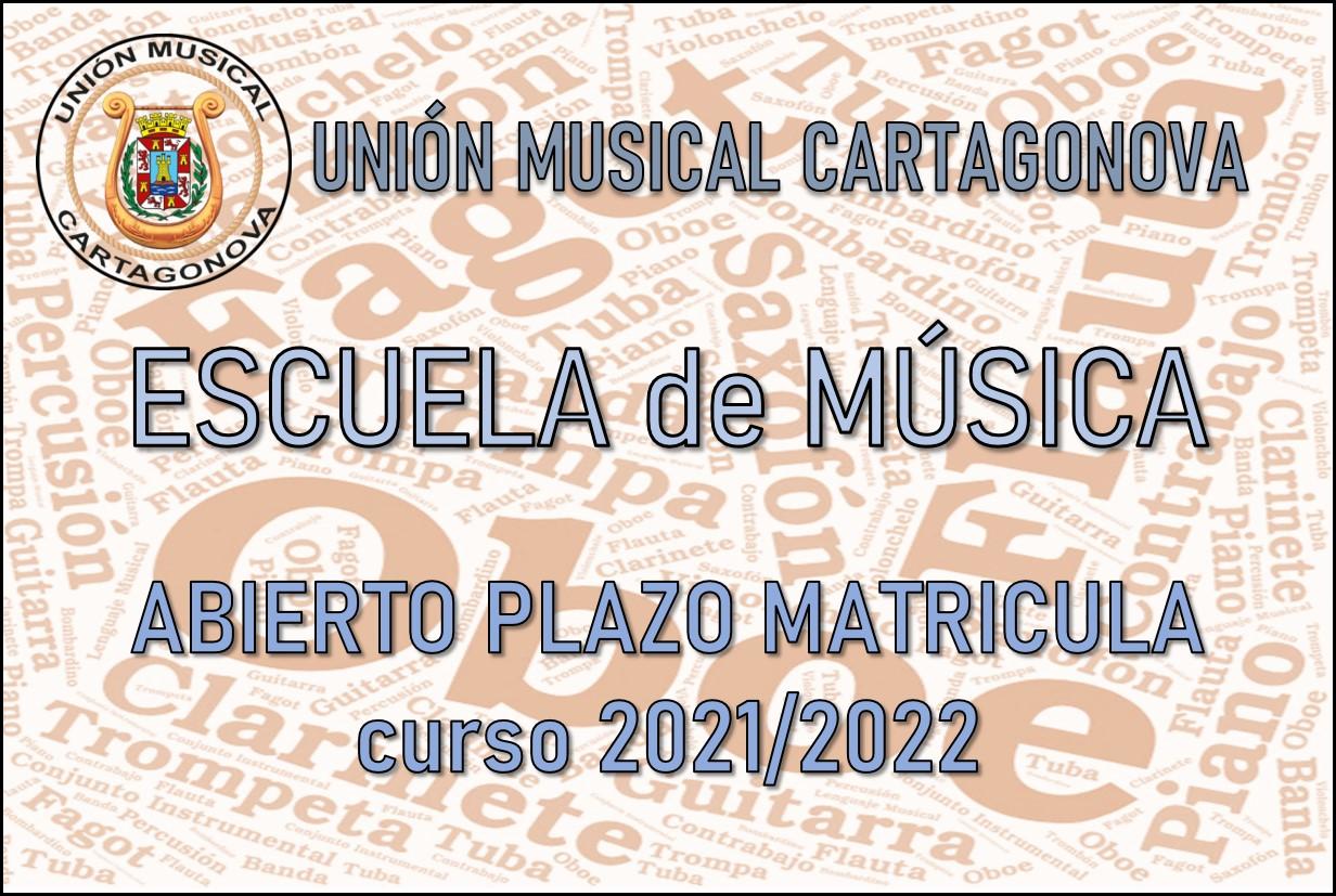 Escuela de Musica 21-22